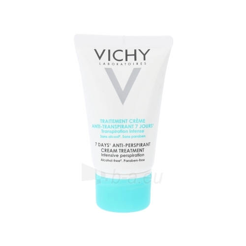 Dezodorantas Vichy 7 Day Antiperspirant Treatment Cream Cosmetic 30ml Paveikslėlis 1 iš 1 310820082672
