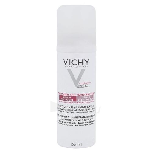 Dezodorantas Vichy Antiperspirant Sensitive Or Depilated Skin Spray Cosmetic 125ml Paveikslėlis 1 iš 1 310820039472