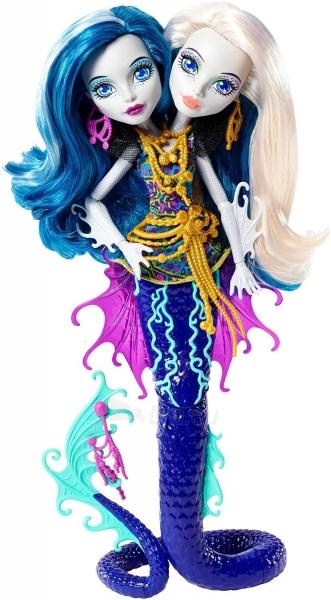DHB47 lėlė Monster High (Peri & Pearl Serpentine Paveikslėlis 2 iš 6 310820048864