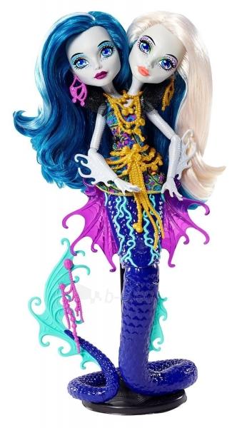 DHB47 lėlė Monster High (Peri & Pearl Serpentine Paveikslėlis 4 iš 6 310820048864