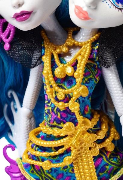 DHB47 lėlė Monster High (Peri & Pearl Serpentine Paveikslėlis 5 iš 6 310820048864
