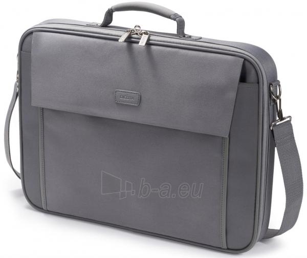 Dicota Multi BASE 11 - 13.3 Grey notebook case Paveikslėlis 1 iš 4 250256202624