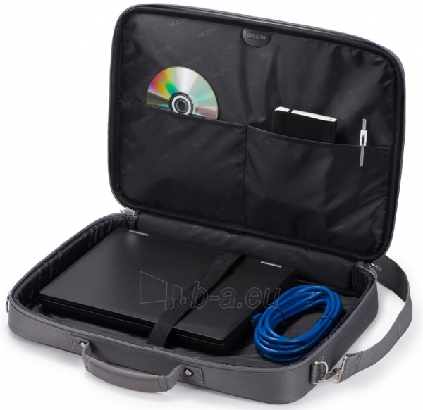 Dicota Multi BASE 11 - 13.3 Grey notebook case Paveikslėlis 4 iš 4 250256202624
