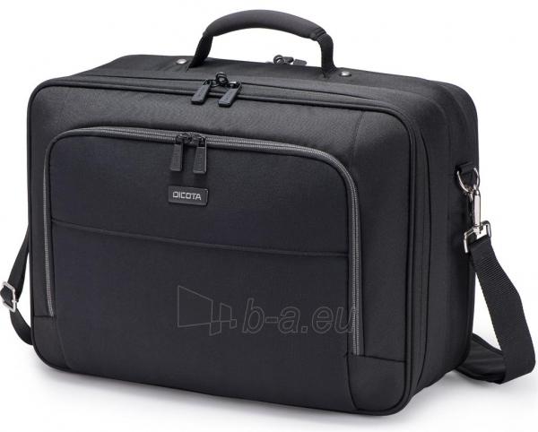 Dicota Multi Twin ECO 14 - 15.6 Notebook and printer / beamer case Paveikslėlis 1 iš 6 250256202635