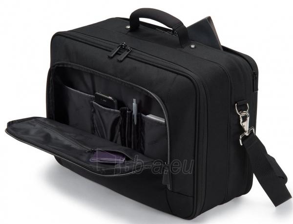 Dicota Multi Twin ECO 14 - 15.6 Notebook and printer / beamer case Paveikslėlis 2 iš 6 250256202635