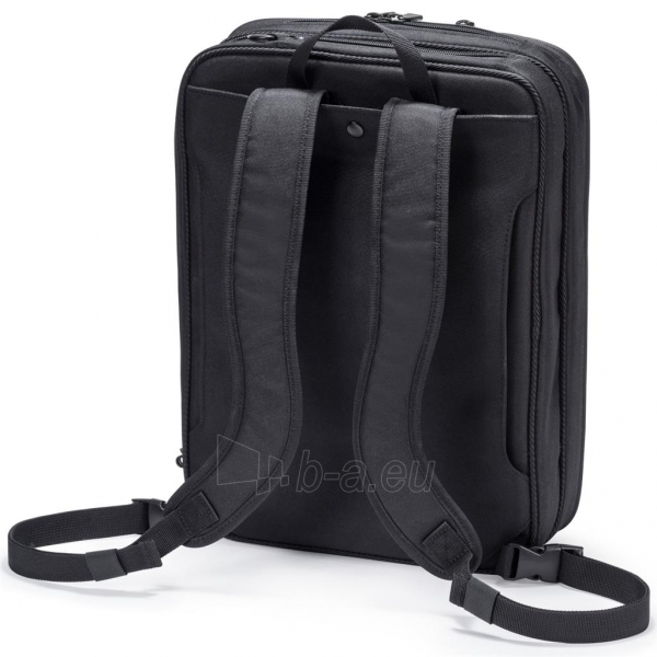 Dicota Top Traveller Dual ECO 14 - 15.6 notebook backpack & case 2in1 Paveikslėlis 2 iš 5 250256202639