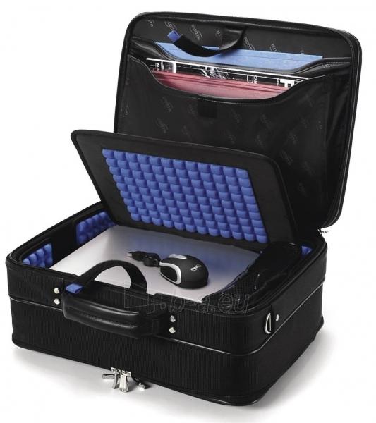 Dicota UltraCase Twin - nešiojamo kompiuterio krepšys 15.6 Paveikslėlis 1 iš 3 250256202641