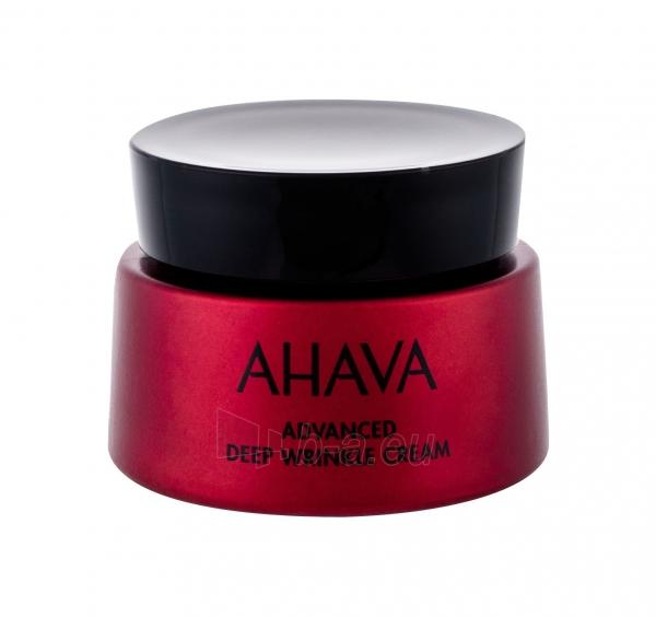 Dieninis kremas AHAVA Apple Of Sodom Advanced Deep Wrinkle Cream Day Cream 50ml Paveikslėlis 1 iš 1 310820185411