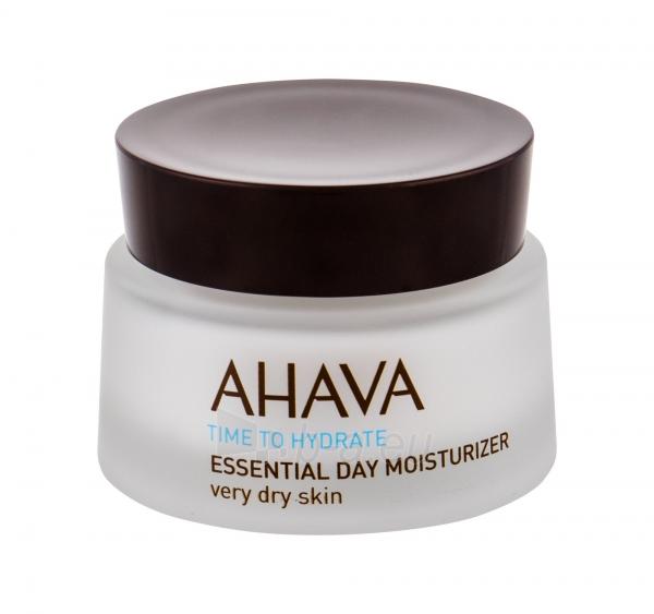 Dieninis kremas AHAVA Essentials Time To Hydrate Day Cream 50ml Dry Paveikslėlis 1 iš 1 310820185169