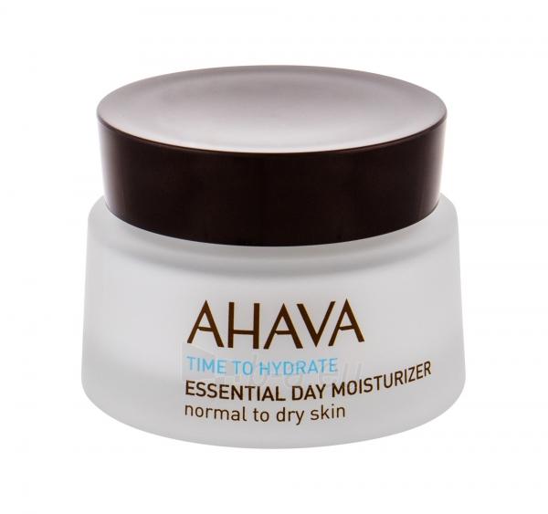 Dieninis kremas AHAVA Essentials Time To Hydrate Day Cream 50ml Normal Paveikslėlis 1 iš 1 310820185168