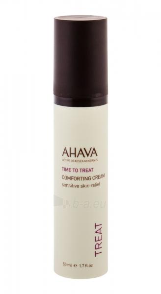 Dieninis kremas AHAVA Treat Time To Treat Day Cream 50ml Paveikslėlis 1 iš 1 310820185138
