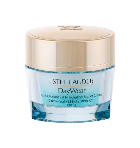 Dieninis kremas Estée Lauder DayWear Anti-Oxidant 72H-Hydration Day Cream 50ml SPF15 Paveikslėlis 1 iš 1 310820191338