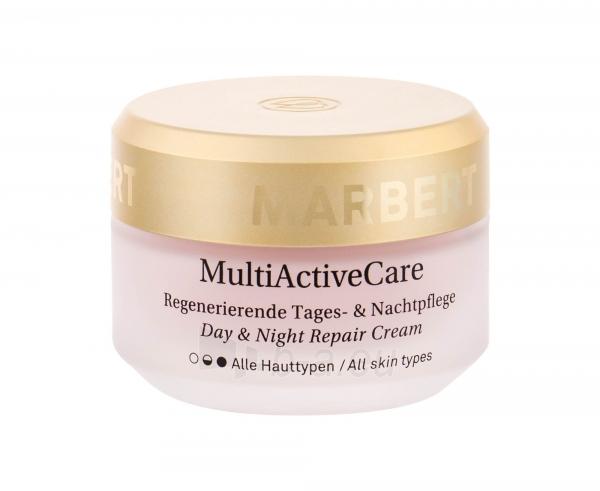 Dieninis kremas Marbert Anti-Aging Care MultiActive Care Day Cream 50ml Regenerating Day & Night Cream Paveikslėlis 1 iš 1 310820167930