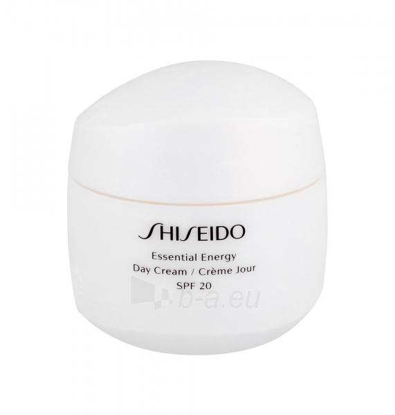 Dieninis kremas Shiseido Essential Energy Day Cream Day Cream 50ml SPF20 Paveikslėlis 1 iš 1 310820161188