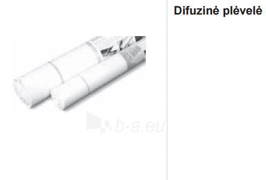 Difuzinė plėvelė Ruukki FIX 120 (30 m²) Paveikslėlis 1 iš 1 310820026932