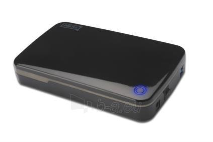 DIGITUS Išorinis korpusas 2,5  SATA/USB 3.0 Paveikslėlis 2 iš 4 250255600339
