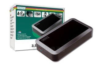 DIGITUS Išorinis korpusas 3,5 ATA/USB 2.0 Paveikslėlis 1 iš 3 250255600343