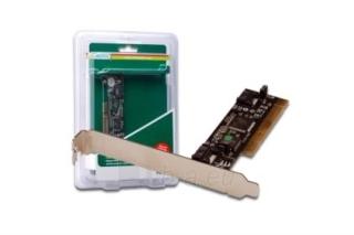 Digitus Plokštė PCI prie 2x SATA 150 Paveikslėlis 1 iš 3 250255081433