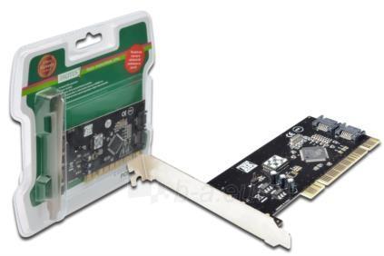 Digitus Plokštė PCI prie 2x SATA 150 Paveikslėlis 3 iš 3 250255081433