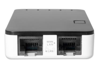 DIGITUS Wireless 300N Repeater  2x10/100Mbps LAN Paveikslėlis 3 iš 3 250257100678