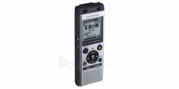 OLYMPUS WS-852 Audiorecorder silver 4GB Paveikslėlis 1 iš 1 310820004324