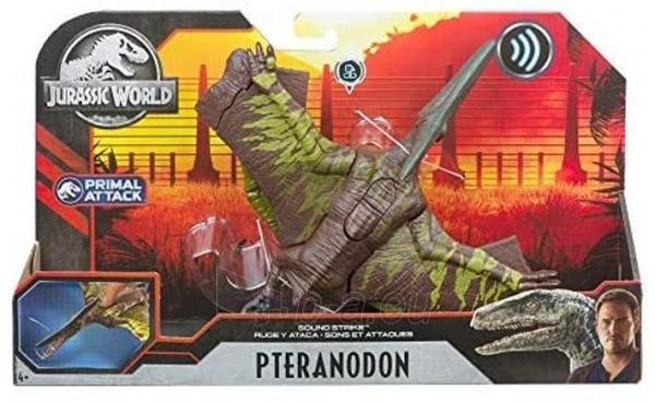 Dinozauras CJN68 / GJN64 Jurassic World Sound Strike Pteranodon MATTEL Paveikslėlis 3 iš 6 310820230666