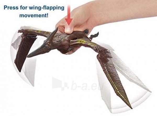 Dinozauras CJN68 / GJN64 Jurassic World Sound Strike Pteranodon MATTEL Paveikslėlis 4 iš 6 310820230666
