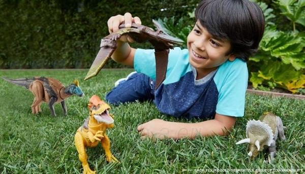 Dinozauras CJN68 / GJN64 Jurassic World Sound Strike Pteranodon MATTEL Paveikslėlis 6 iš 6 310820230666