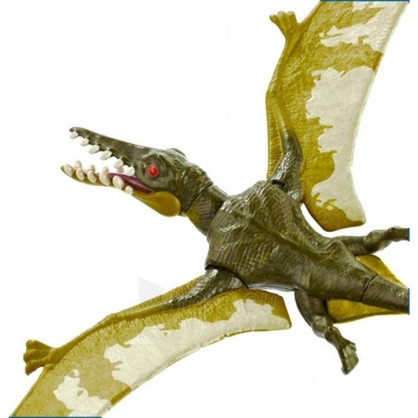 Dinozauras GCR44 / FPF11 Jurassic World Attack Pack Rhamphorhynchus MATTEL Paveikslėlis 5 iš 6 310820230653