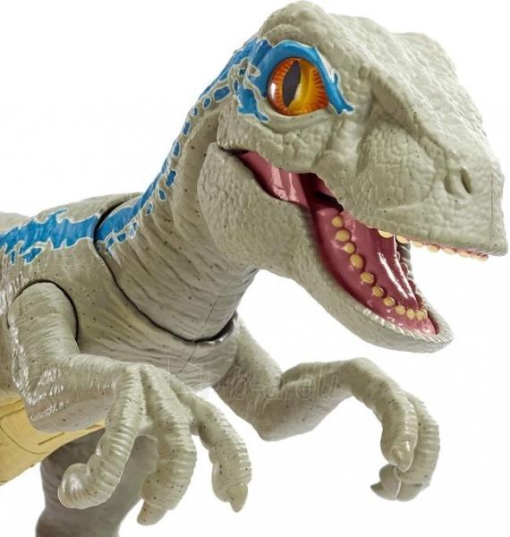 Dinozauras GFD40 Jurassic World Primal PAL Blue MATTEL Paveikslėlis 1 iš 6 310820230670