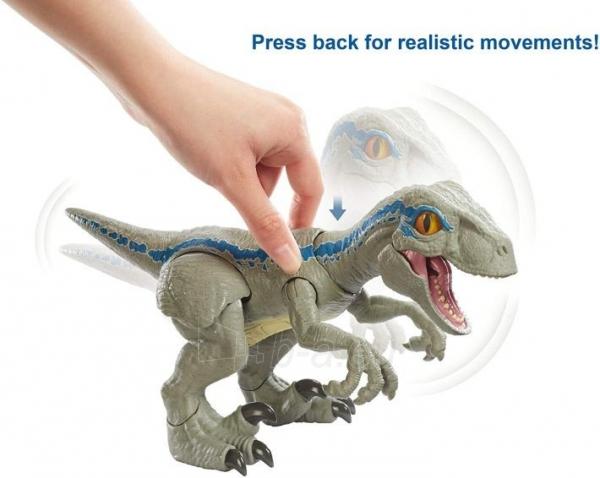 Dinozauras GFD40 Jurassic World Primal PAL Blue MATTEL Paveikslėlis 2 iš 6 310820230670