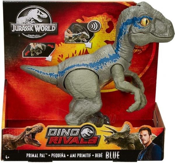 Dinozauras GFD40 Jurassic World Primal PAL Blue MATTEL Paveikslėlis 4 iš 6 310820230670