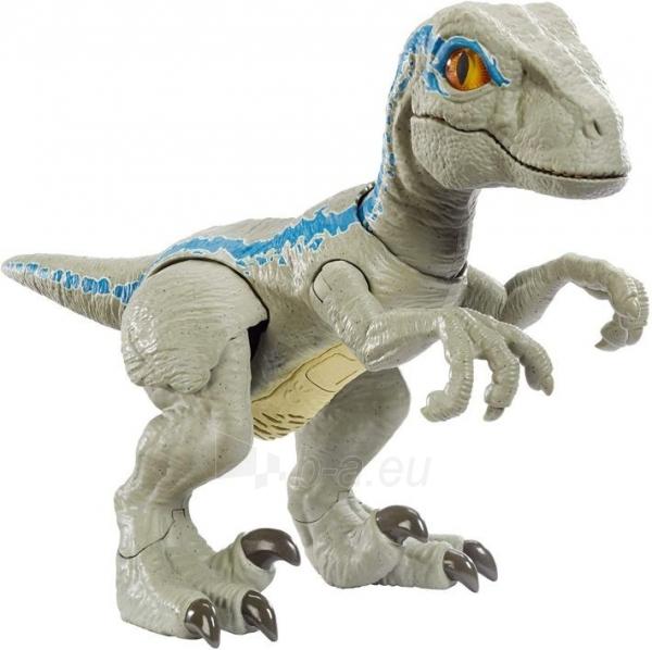 Dinozauras GFD40 Jurassic World Primal PAL Blue MATTEL Paveikslėlis 5 iš 6 310820230670