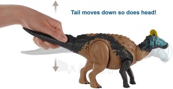 Dinozauras GJN67 Jurassic World Sound Strike Edmontosaurus MATTEL Paveikslėlis 3 iš 6 310820230668