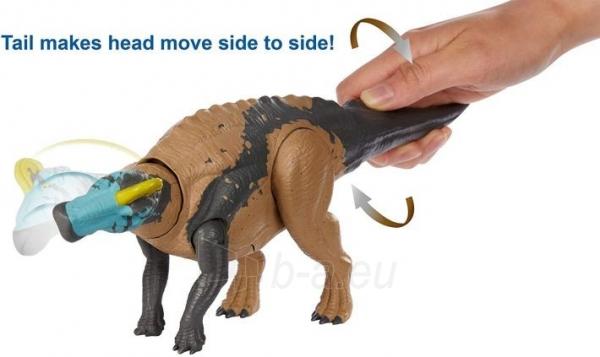 Dinozauras GJN67 Jurassic World Sound Strike Edmontosaurus MATTEL Paveikslėlis 4 iš 6 310820230668