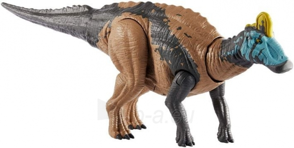 Dinozauras GJN67 Jurassic World Sound Strike Edmontosaurus MATTEL Paveikslėlis 5 iš 6 310820230668