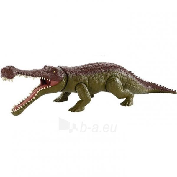 Dinozauras GJP34 Jurassic World Massive Biters Sarcosuchus MATTEL Paveikslėlis 1 iš 6 310820230667