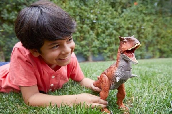 Dinozauras GJT59 Jurassic World Control N Conquer Carnotaurus MATTEL Paveikslėlis 1 iš 6 310820230663