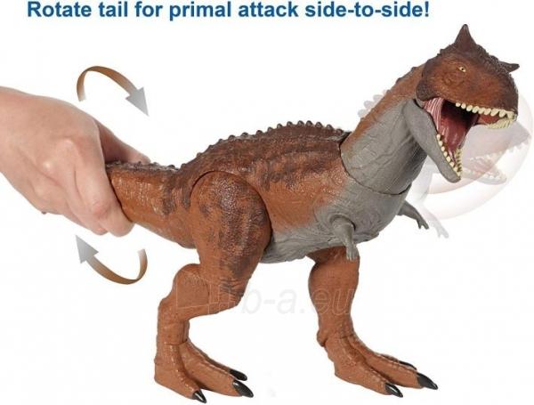 Dinozauras GJT59 Jurassic World Control N Conquer Carnotaurus MATTEL Paveikslėlis 4 iš 6 310820230663