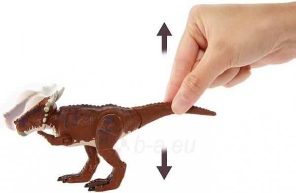 Dinozauras GNK14 Jurassic World Savage Strike Stygimoloch MATTEL Paveikslėlis 4 iš 6 310820230660