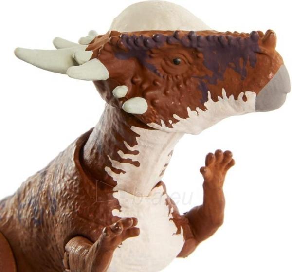 Dinozauras GNK14 Jurassic World Savage Strike Stygimoloch MATTEL Paveikslėlis 5 iš 6 310820230660
