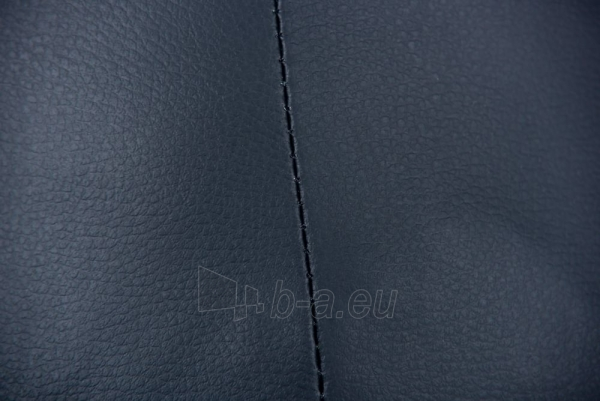 Dirbtinės odos bokso kriaušė Ring Sport juoda/raudona 5kg Large Paveikslėlis 7 iš 7 310820250553