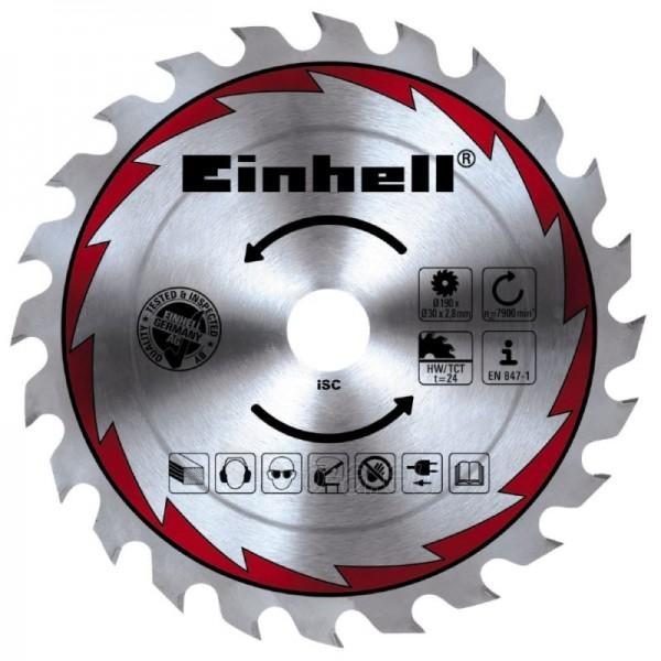 Diskinis medžio pjūklas Einhell RT-CS 190/1 Paveikslėlis 4 iš 12 300428000082