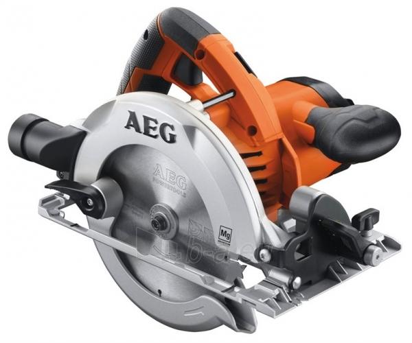 Diskinis pjūklas AEG KS55-2 165MM Paveikslėlis 1 iš 3 310820152497