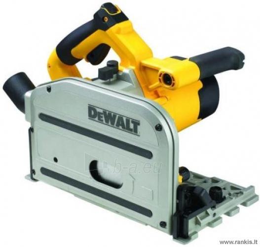 Diskinis pjūklas DeWalt DWS520KTR Paveikslėlis 1 iš 4 310820049860