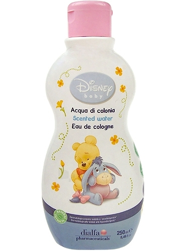 Disney Baby After Bath Scented Water Cosmetic 250ml Paveikslėlis 1 iš 1 30024900052