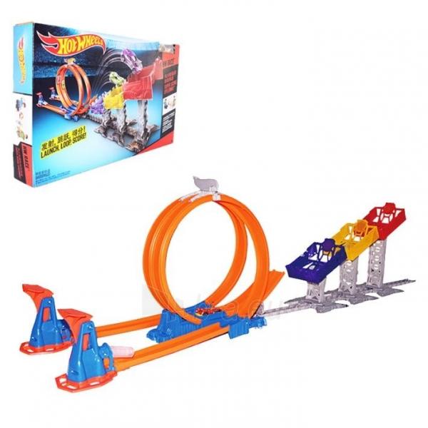 DJC05 Hot Wheels Super Score Speedway Trackset Paveikslėlis 5 iš 6 310820243505