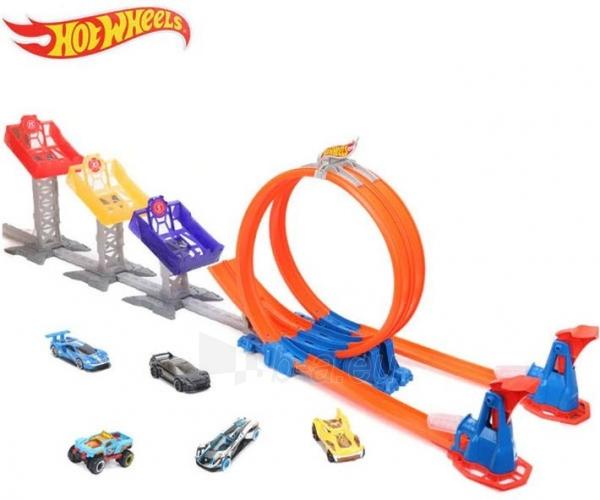 DJC05 Hot Wheels Super Score Speedway Trackset Paveikslėlis 6 iš 6 310820243505