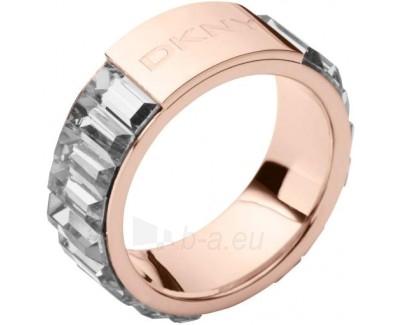 DKNY Žiedas NJ1820040 (Dydis: 53 mm) Paveikslėlis 1 iš 1 30070202473