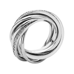DKNY Žiedas NJ1878040 (Dydis: 52 mm) Paveikslėlis 1 iš 2 30070202478